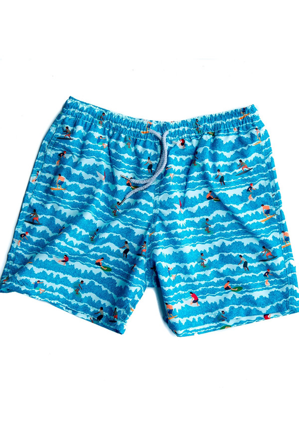 Estivo Kids Little Surfers Swim Trunk