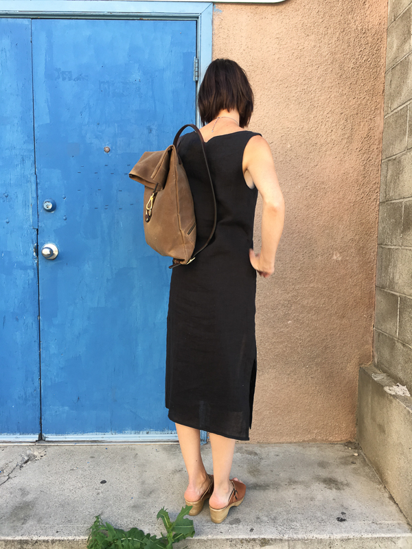 Ursa Minor Chaouen Dress