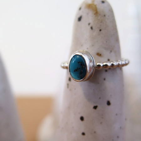 Gem spell Sleeping Beauty Turquoise Ring