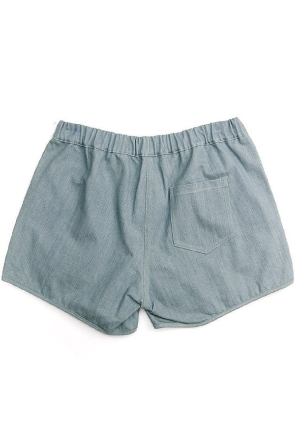 Bridge & Burn Luca Short in Denim