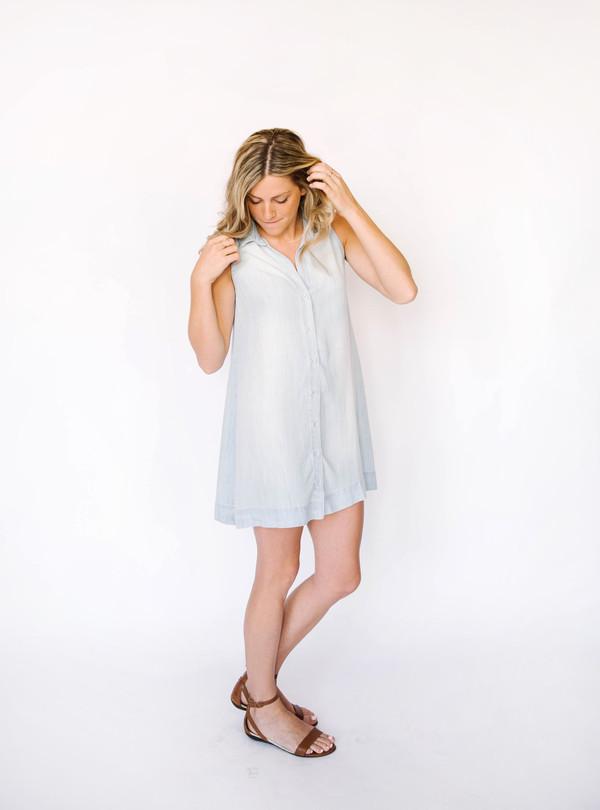 Bella Dahl Trapeze Dress