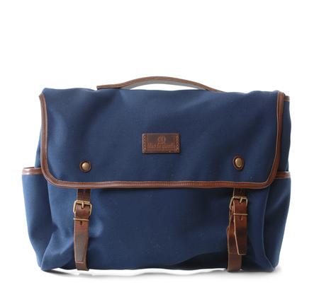 Bleu de Chauffe Navy Marine Gabin Bag