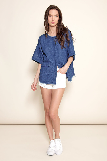 Atelier Delphine Savannah shirt jacket