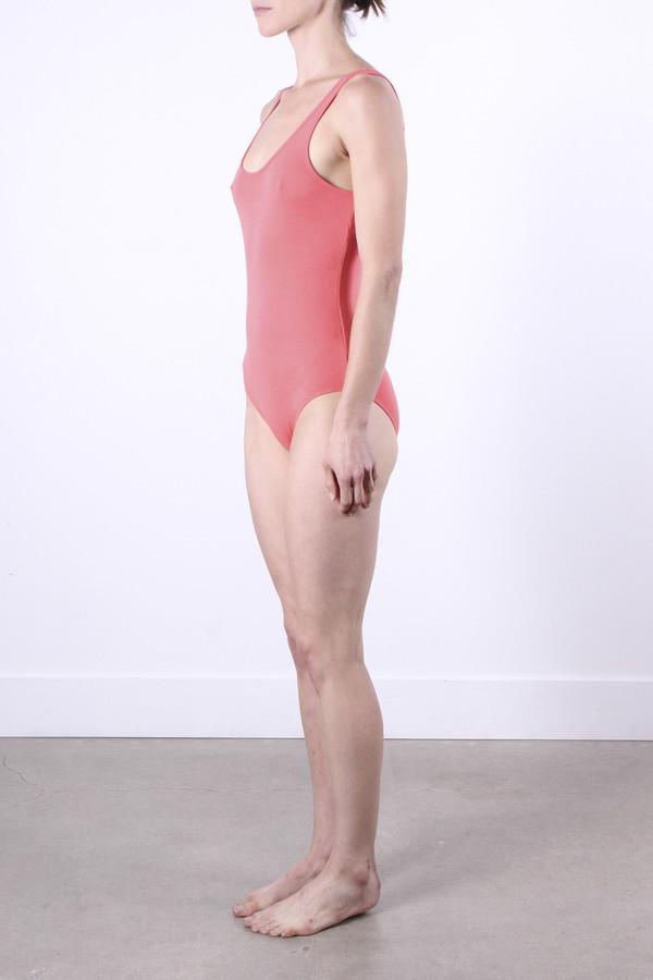 Calder Blake Bianca Bodysuit in Flame