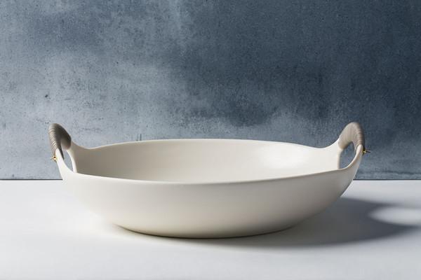 Pigeon Toe Ceramics Bound Platter