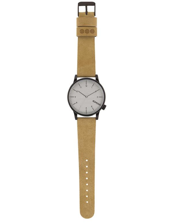 Komono Winston Regal Watch Camel