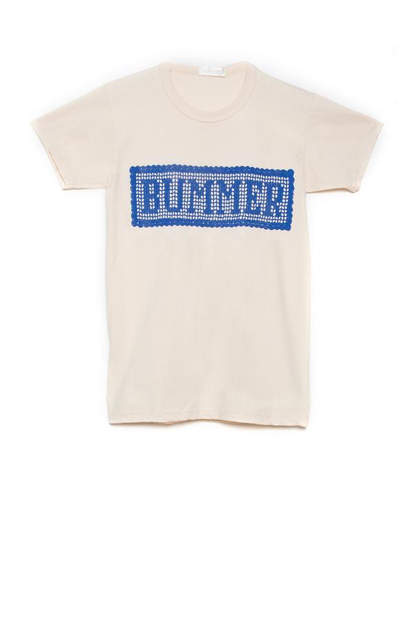 Carleen Bummer T-shirt - Blue
