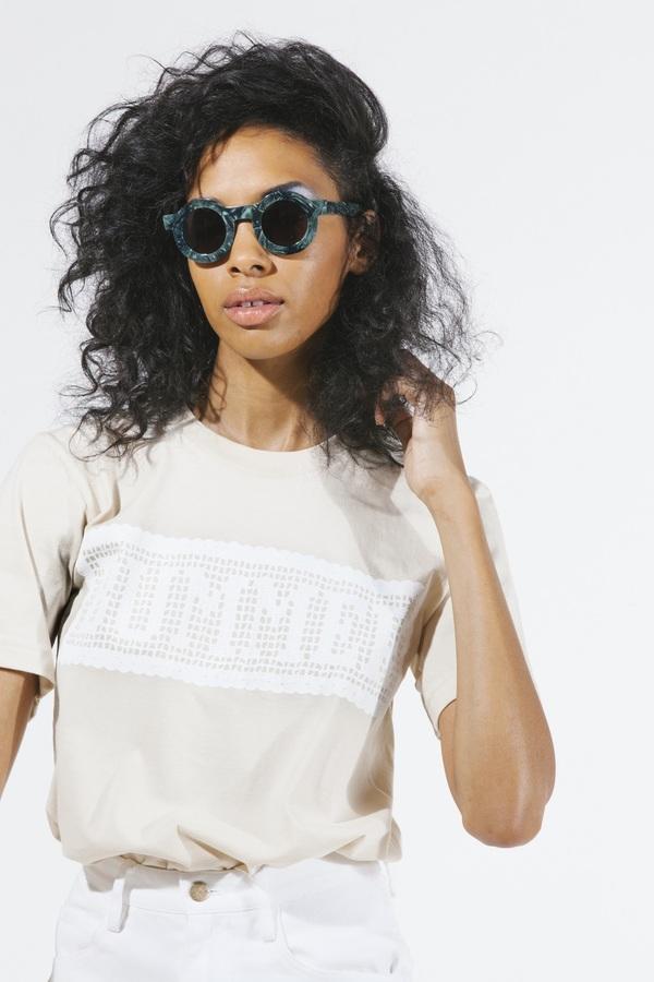 Carleen Bummer T-shirt - White