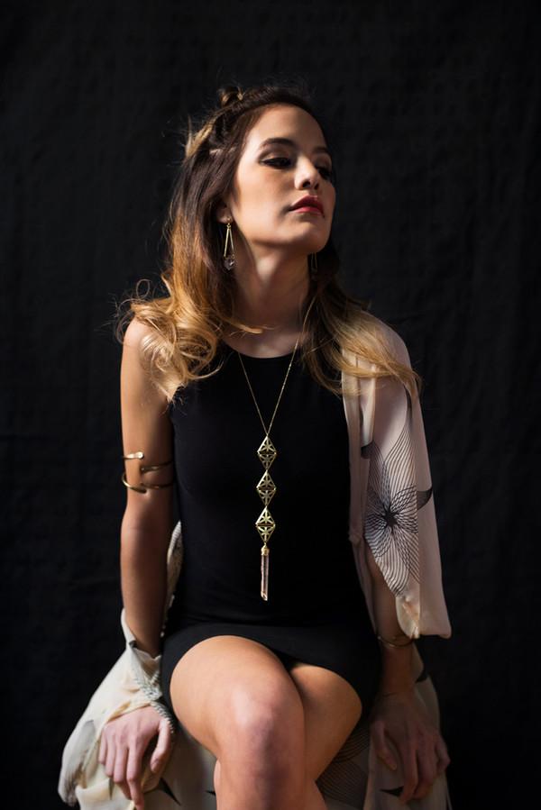 Sarah Mulder Reflect Necklace