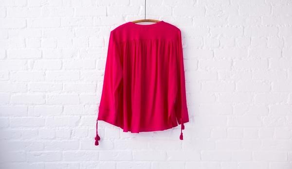 apiece apart capellina blouse