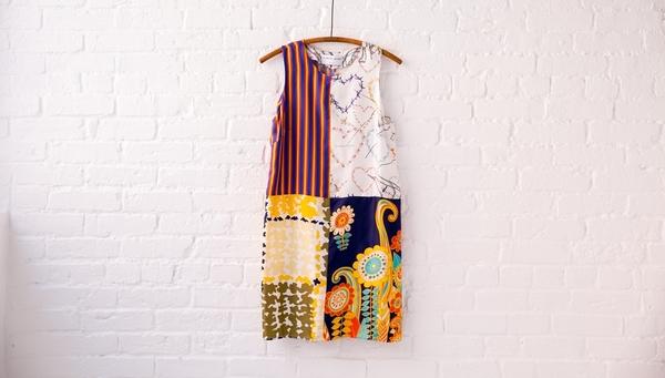 la prestic ouiston pia dress