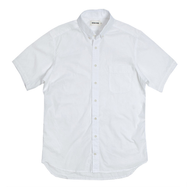 Men's Taylor Stitch - Short Sleeve White
