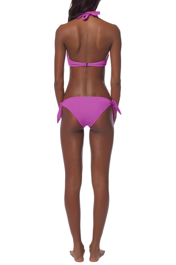 Mara Hoffman Halter Bikini Top and Tie Side Bottom