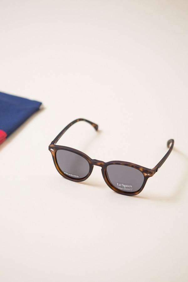 Le Specs Bandwagon Sunglasses / Matte Tort