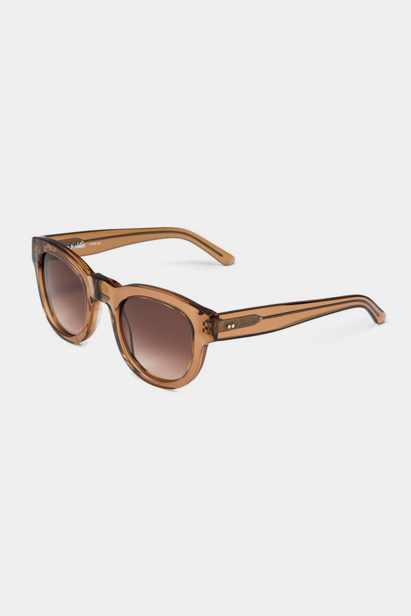 Sun Buddies Type 04 Sunglasses - Ice Tea