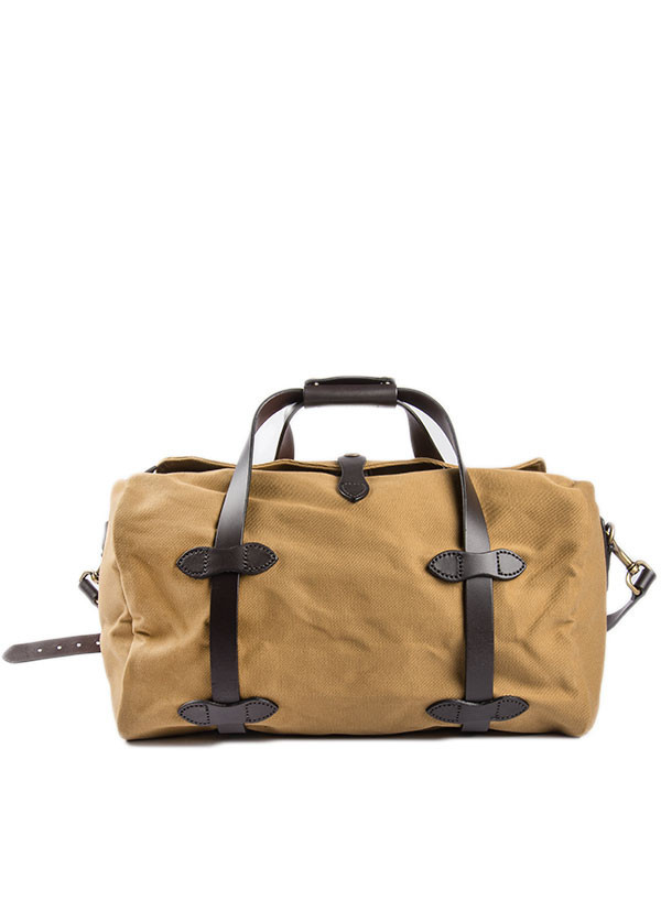 Men's Filson - Small Duffle Bag in Tan