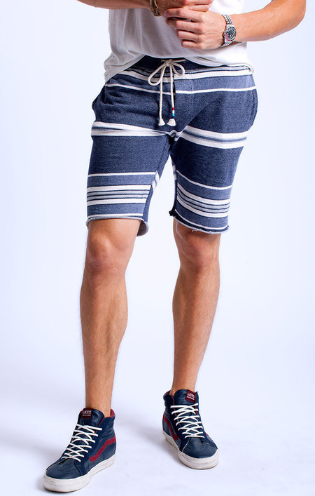 Men's Sol Angeles Turkish Stripe Shorts