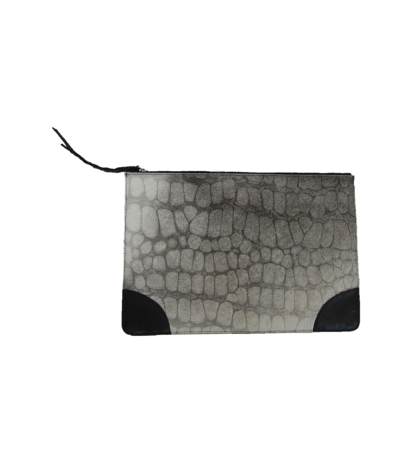 MAPA Collective Oversized Portfolio Clutch