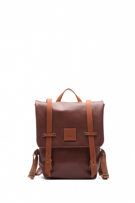 LOWELL FAIRMOUNT CUIR COGNAC / COGNAC LEATHER