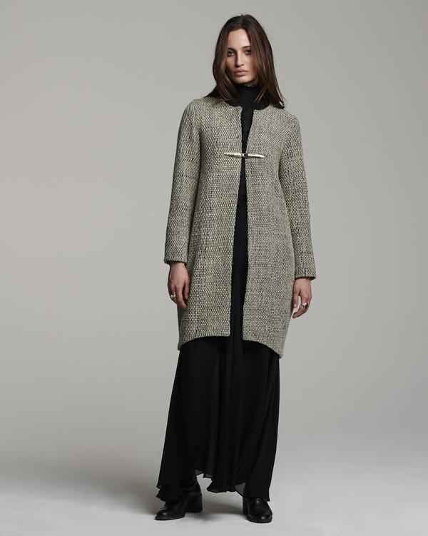 Voz Cocoon Coat
