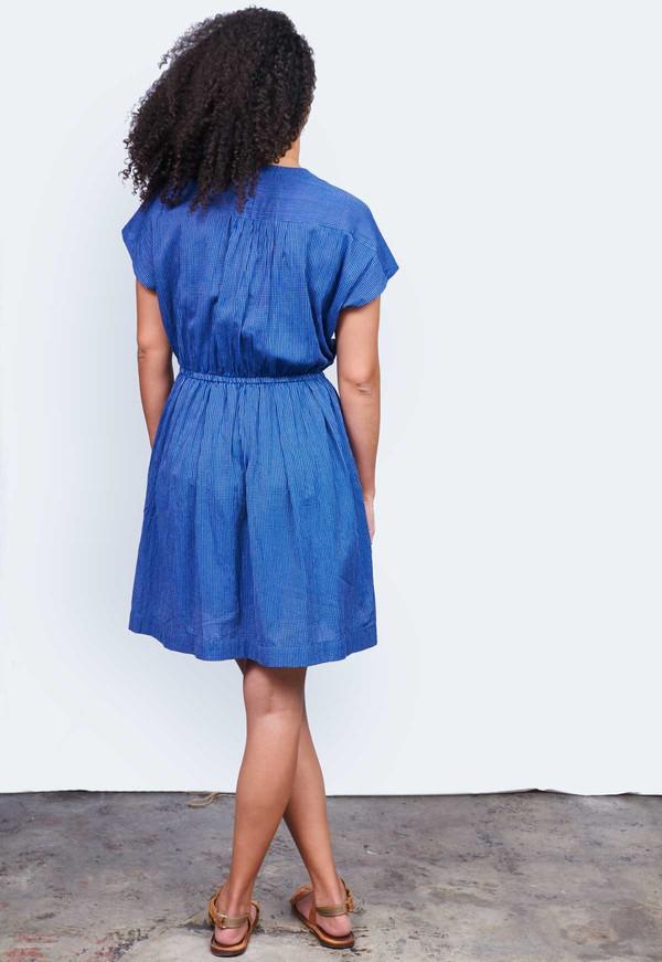 Deshal Bristi V-Neck Dress