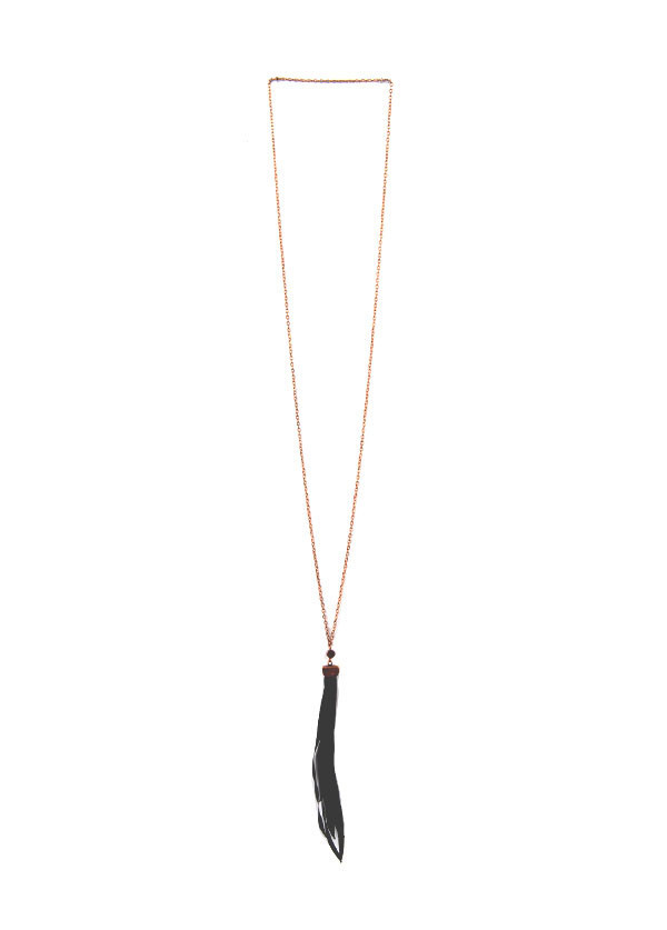 Henderson Dry Goods - Silk Tendril Necklace