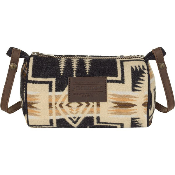 Pendleton Travel Kit with Leather Strap