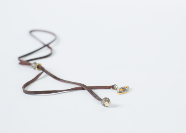 Jewels by Piper Bolo with Diamonds