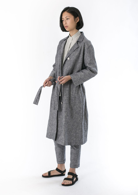 GOOD STUDIOS WOMENS CHAMBRAY DUSTER