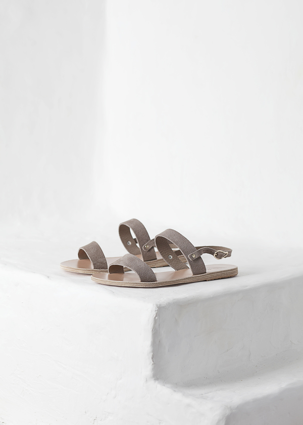 Ancient Greek Sandals Clio - elephant
