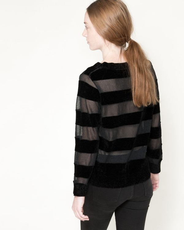 Surface to Air Genna Round Neck Sweater