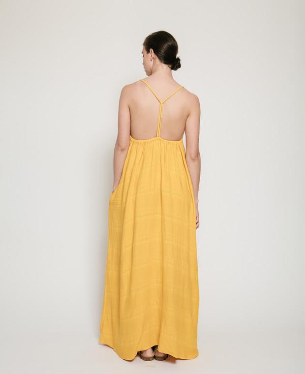 Nico Nico Mitchell Textured Dress in Mango