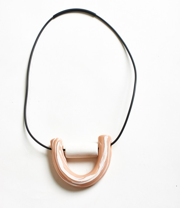 Objects Without Meaning Noodle Thin Necklace