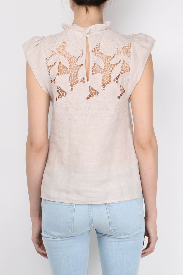 Ulla Johnson Aimee Blouse