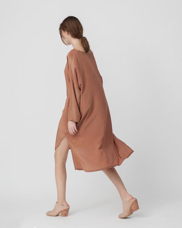 Revisited Matters Kaftan Silk Dress