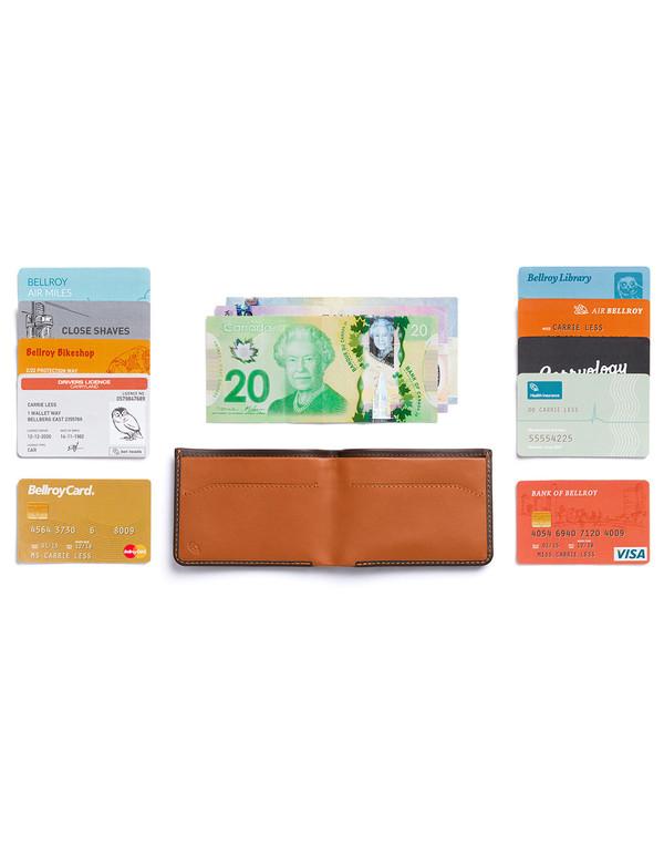 Bellroy Low Down Wallet Java