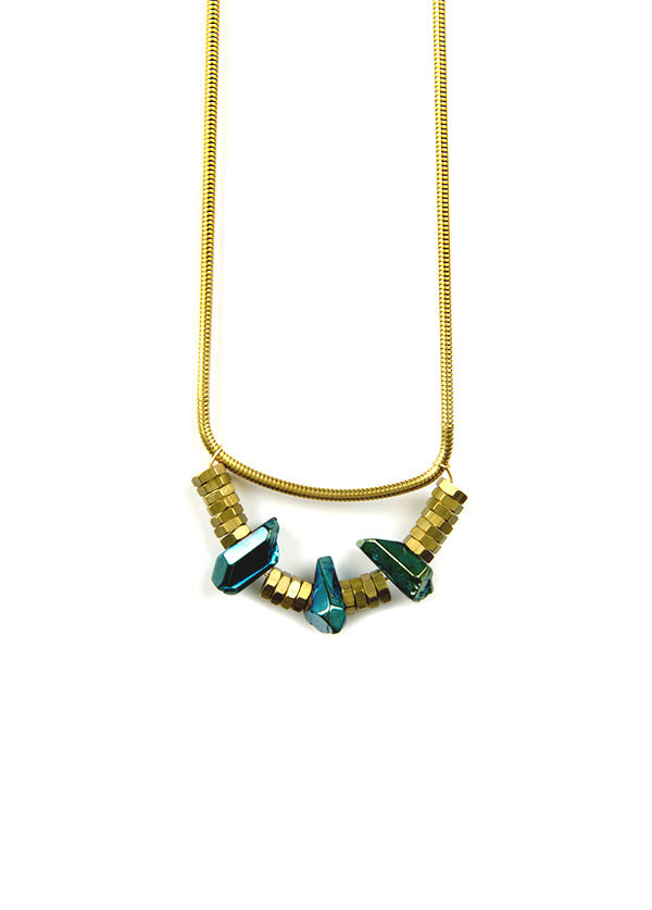 Olivia Solie - Future Starts Slow Necklace