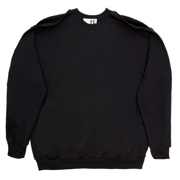 Detached Sleeve in Black
