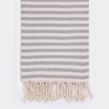 Striped Turkish Towels (Set of Two)