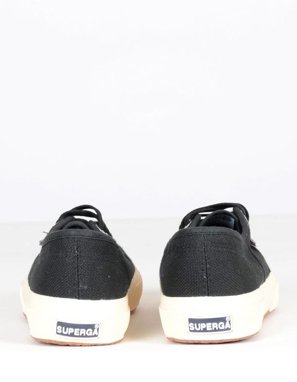 Superga 2750 Cotu Classic Sneaker Women's Black