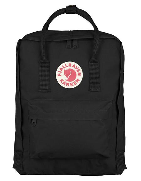Fjallraven Kanken Backpack Black