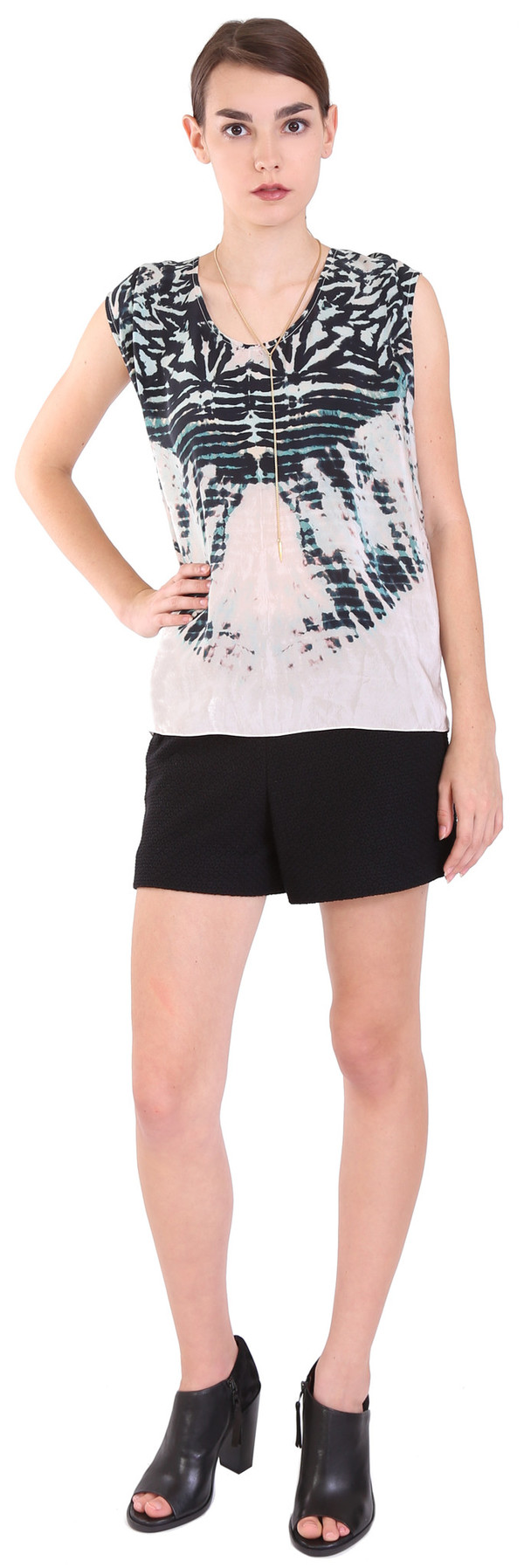 Laura Siegel Easy Tee