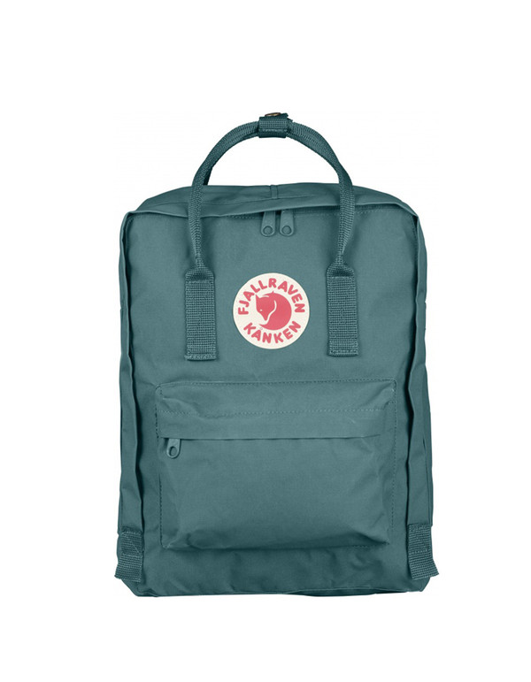 Fjallraven Kanken Backpack Frost Green