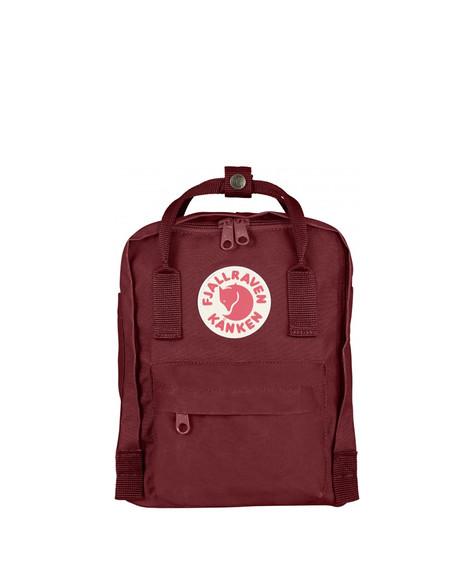 Fjallraven Kanken Mini Backpack Ox Red