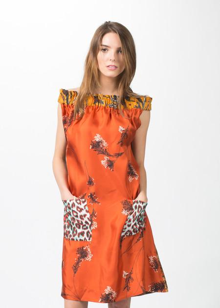La Prestic Ouiston Sud Dress