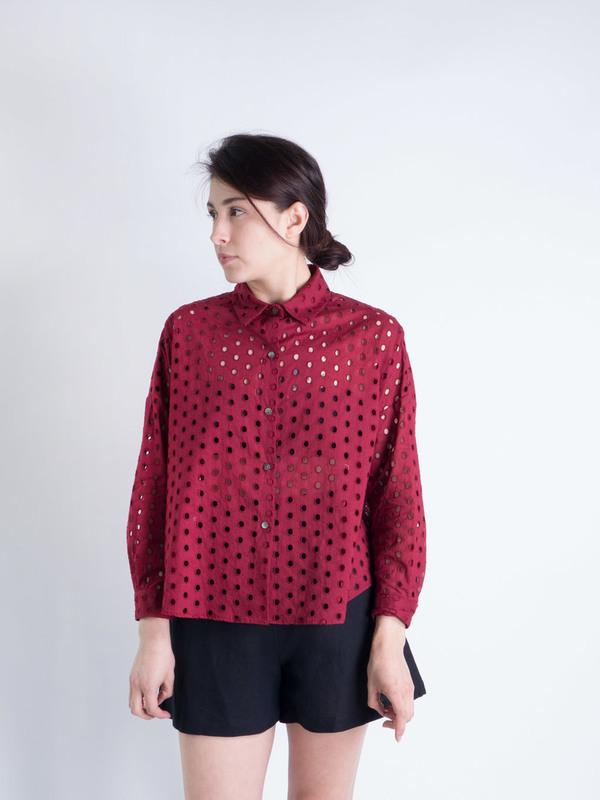 Nikki Chasin Ada Shirt