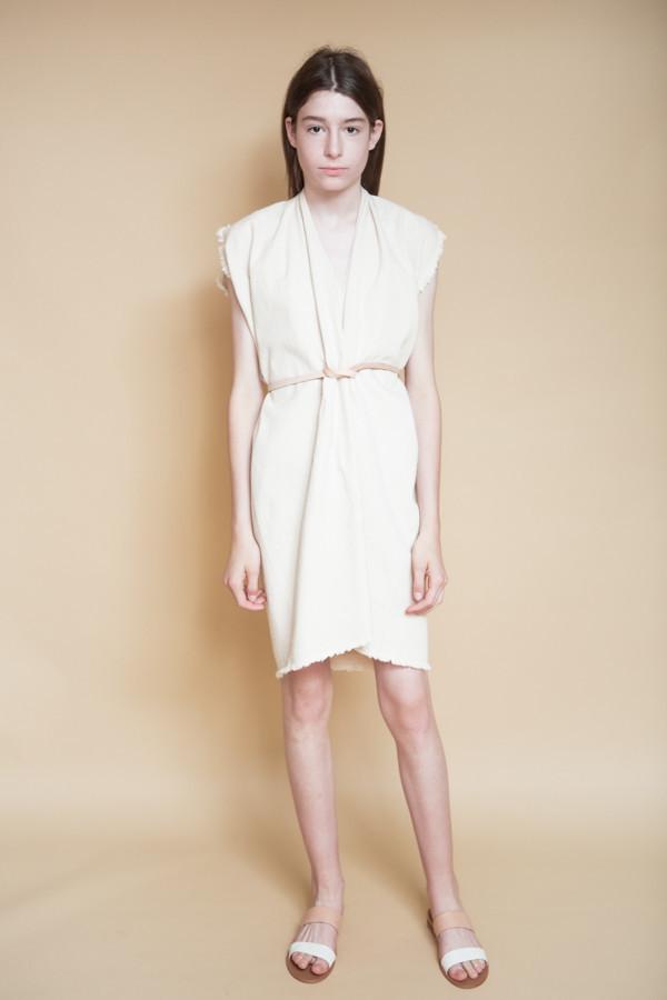 Miranda Bennett Tribute Dress / Natural