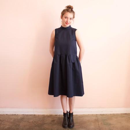 Wrk-Shp pocket dress