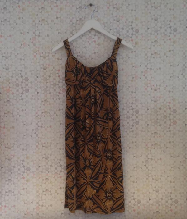 Darling Vintage dvfob DVF Empire Waist Dress