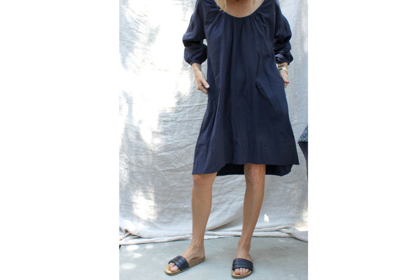 pietsie Mojave Dress in Navy